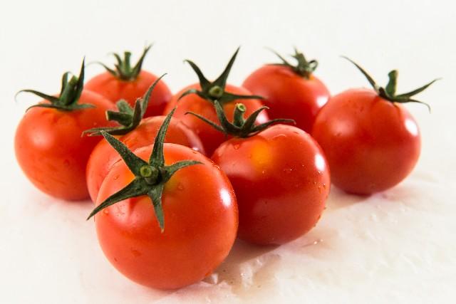 よく転がりそうなミニトマト