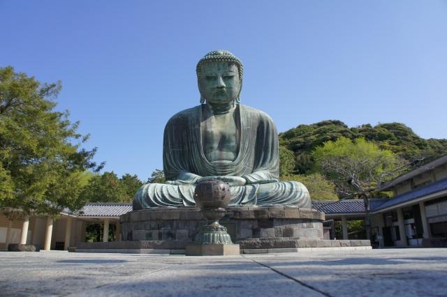 鎌倉の大仏 高徳院