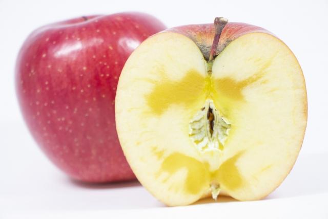 蜜入りサンふじりんご